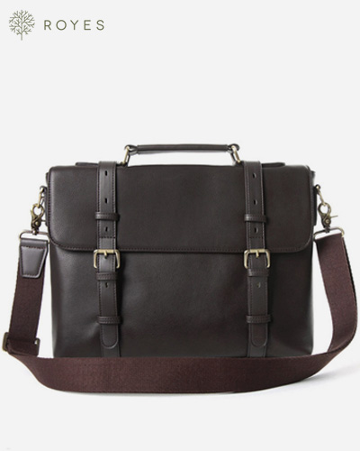 [ROYES] RS 6017 SATCHEL BAG [2칼라]